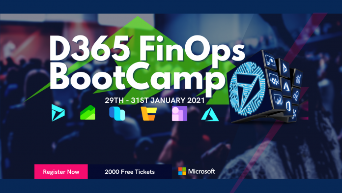 D365 FinOps Bootcamp